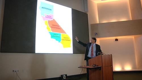 Venture capitalist proposes California 2.0, a plan for six new states
