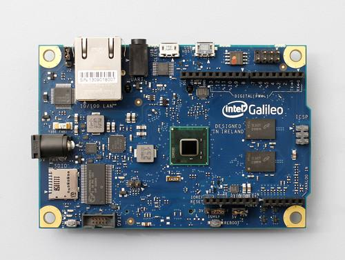 Intel's open-source Galileo computer on sale for $US69.90