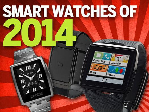 In Pictures: 11 of Today's (and Tomorrow's) Hottest Smartwatches