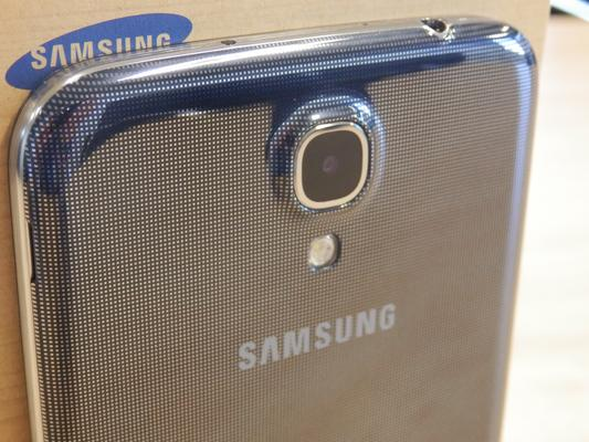 Hands-on with the Samsung Galaxy Mega 6.3