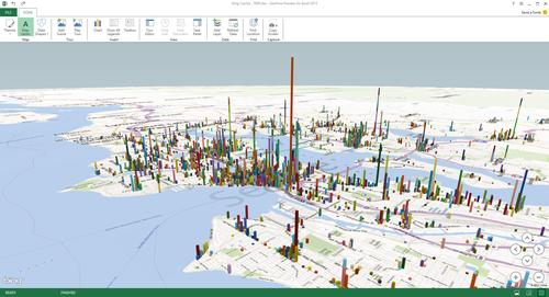 Microsoft adds business intelligence to Office 365