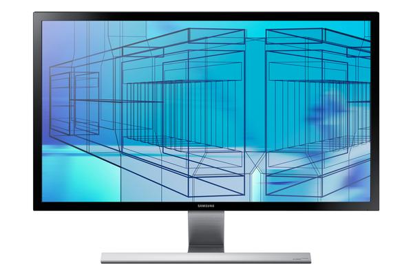 Samsung's 28in monitor uses UHD to improve multitasking