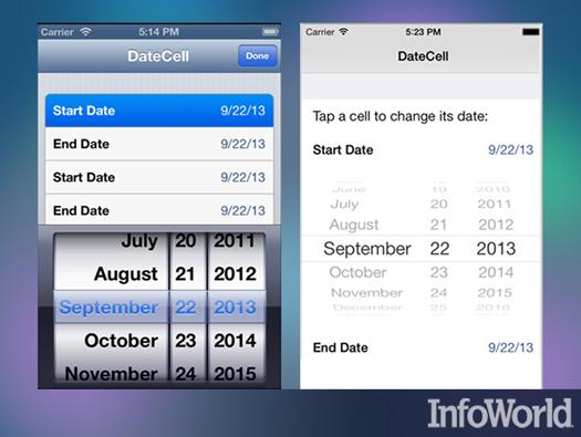 In Pictures: New and improved in iOS 7 and Xcode 5