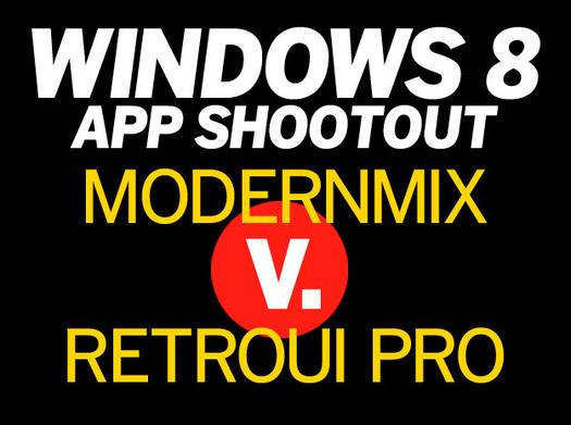 In Pictures: Windows 8 app shootout - ModernMix v RetroUI Pro