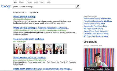 Microsoft's 'Bing Boards' allows users to curate search results
