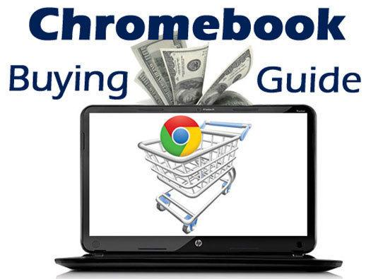 In Pictures: Google Chromebook Buyer's Guide