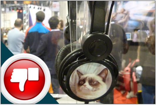 In Pictures: CES 2014 Fails