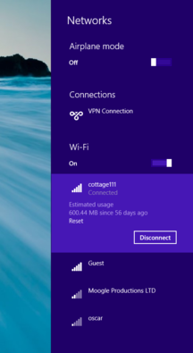 In Pictures: Windows 8.1 networking cheat sheet
