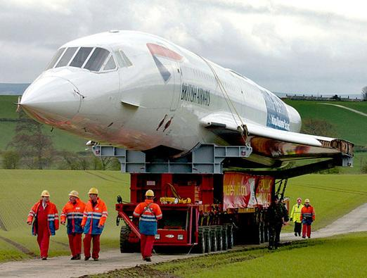 In Pictures: Supersonic dream - Remembering the Concorde