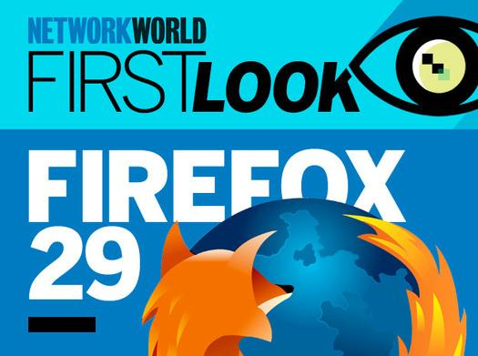 In Pictures: Firefox 29