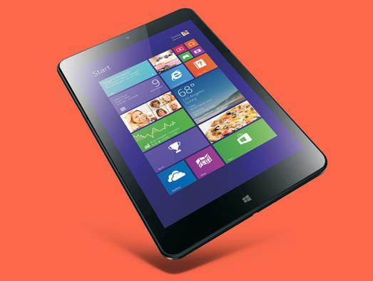 In Pictures: Lenovo ThinkPad 8