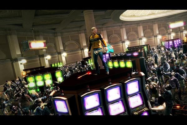Capcom announces Dead Rising 2