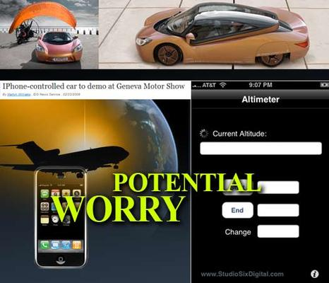 10 iPhone apps that could get you into trouble
