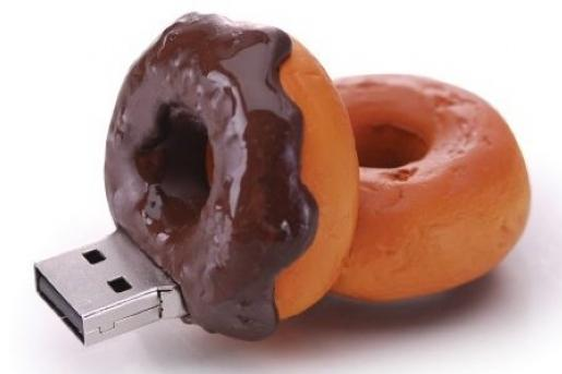 11 impractical and amusing USB Drives