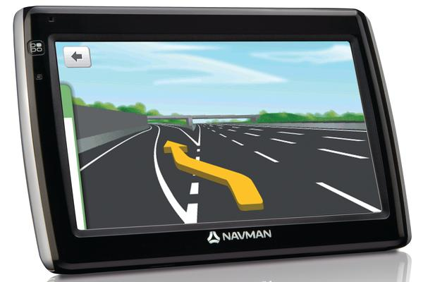 In pictures: Navman MY series GPS units