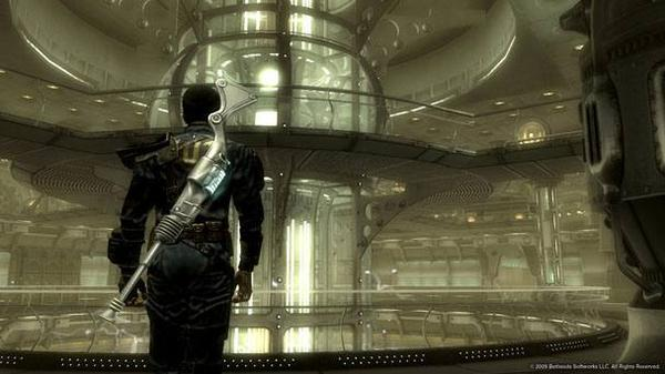 In pictures: Fallout 3 -- Mothership Zeta
