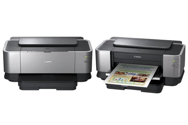 In pictures: Canon's new laser printers and inkjet multifunctions