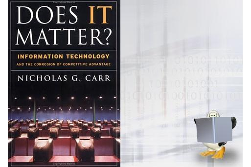 Top ten IT books never to admit you haven't read