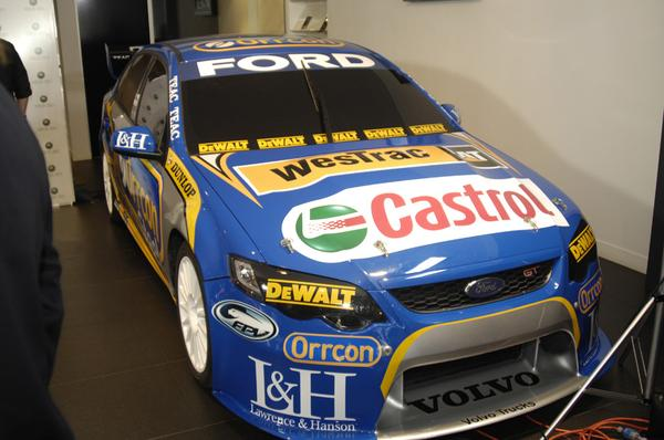 In pictures: V8 Supercars to feature in Forza 3