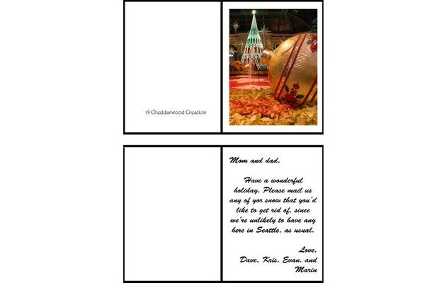 Transform your photos into holiday cards and calendars