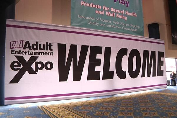 In pictures: Hi-tech 'adult' entertainment at the AVN Expo (not safe for work!)