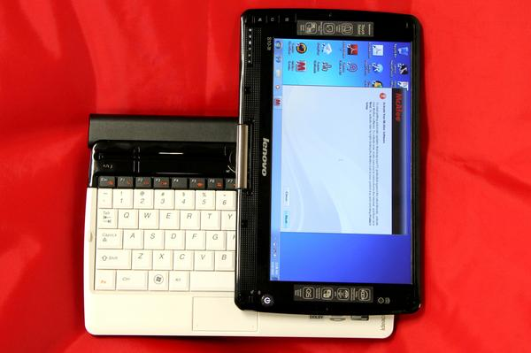Hands on: Lenovo IdeaPad S10-3t tablet-convertible netbook