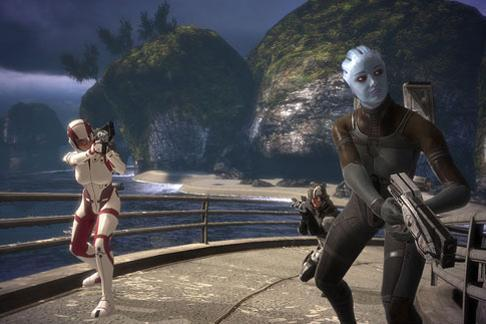 Mass Effect: Xbox 360 Game Doesn't Live Up to its Hype