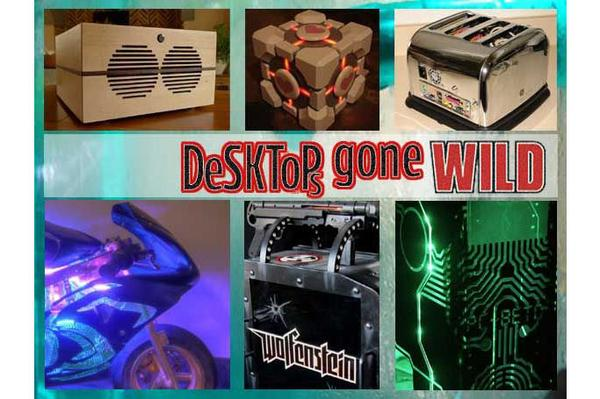 15 crazy PC case mods