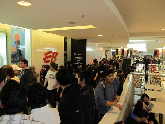 In pictures: Halo Reach midnight launch party, Sydney