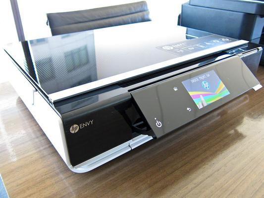 HP unveils 'whisper quiet' Envy 100 e-All-in-One home printer