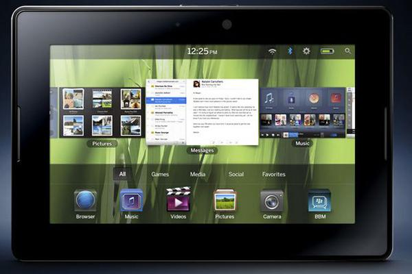 iPad 2 spoiler: RIM PlayBook tablet coming April 10?