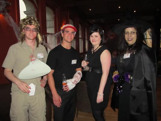 In pictures: Max Australia Halloween Party