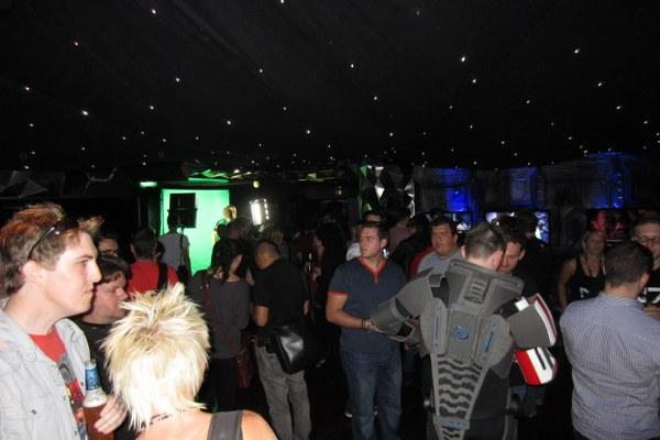 In pictures: Mass Effect 3 preview party with awesome cosplay pictures