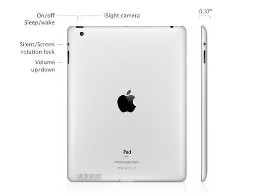 In Pictures: First look at the new iPad -  What's new, unchanged and still missing