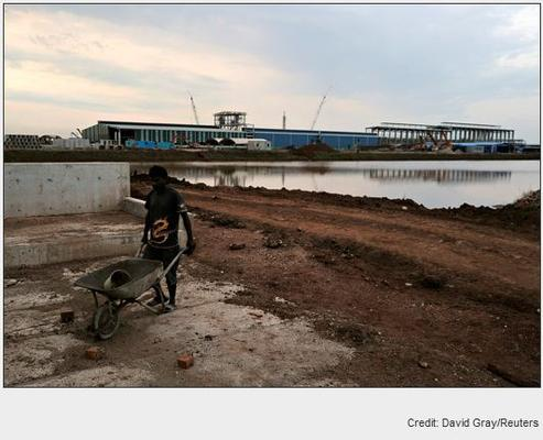In Pictures: Advanced tech conflict, China's rare earth stranglehold