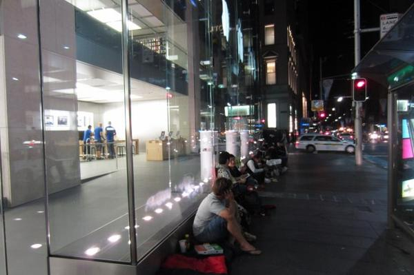 In Pictures: New Apple iPad launch, Sydney