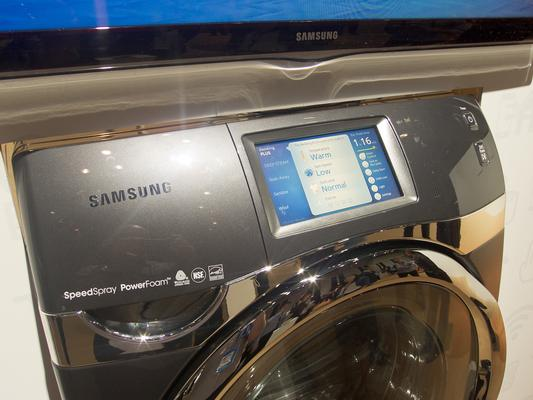 In pictures: Samsung Forum 2012 (IT and Home Appliances)