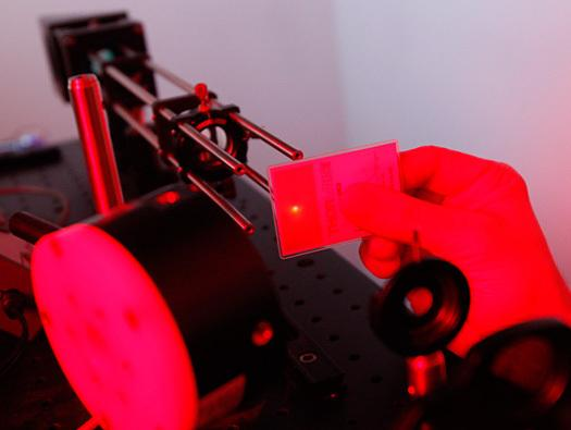 In Pictures: Inside the fastest 3D Nano printer ever