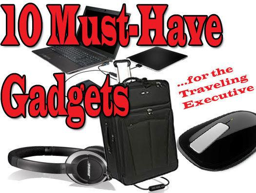 In Pictures: 10 must-have gadgets for the travelling executive