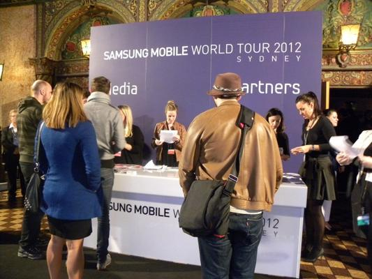 IN PICTURES: Samsung Galaxy S III launch
