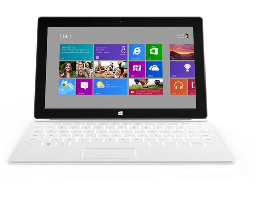 In pictures: Microsoft Surface tablet