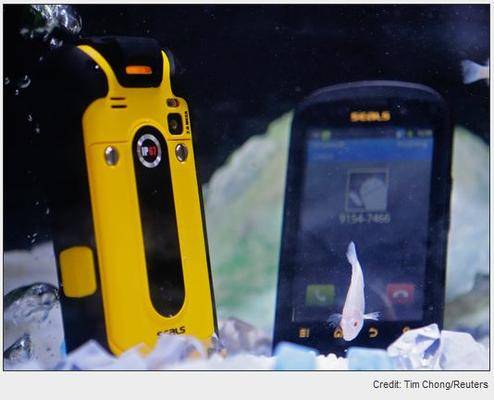In Pictures: Hot high-tech thingamajigs
