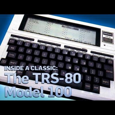 Inside a Classic: The TRS-80 Model 100