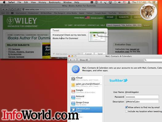 In Pictures: OS X Mountain Lion arrives - the top 25 features