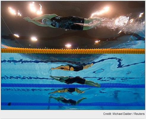 In Pictures: London 2012 - robo-cams go for Gold
