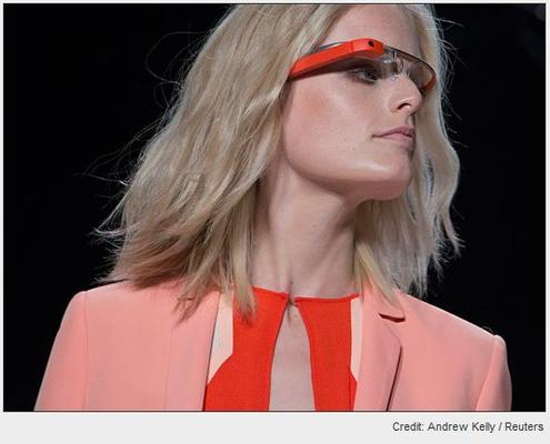 In Pictures: Google Glass goes high-fashion