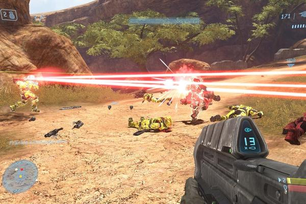 In Pictures: Halo 3