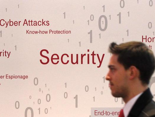 In Pictures: Who holds IT security power?