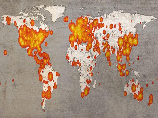 In Pictures: 20 notorious worms, viruses and botnets