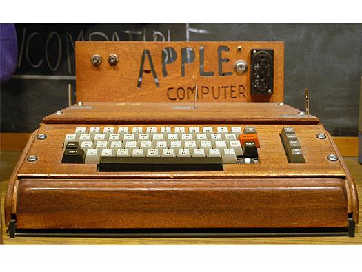 In Pictures: The Apple family tree